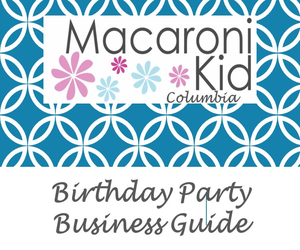 Birthday Party Business Guide