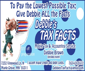 Debbie's Tax Facts