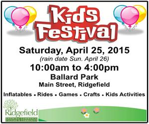 Ridgefield Kids Festival
