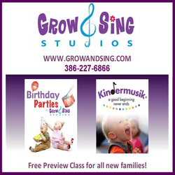 Grow and Sing Studios