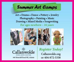 Callanwolde Summer Camp