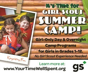 Girl Scout Ad