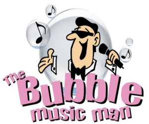 The Bubble Music Man