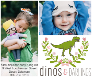 Dinos and Darlings