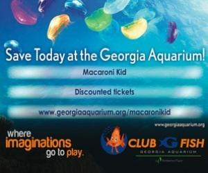GA Aquarium discounts