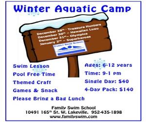 FSS Winter Camp