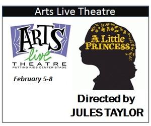 Arts Live Little Princess