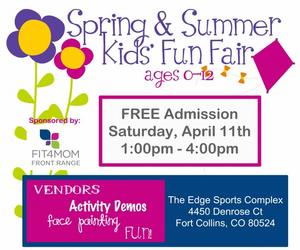 Spring Summer Kids Fair