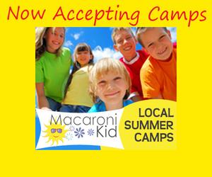 Summer Camp Ad
