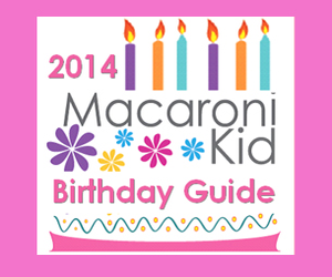 Birthday Guide 2014