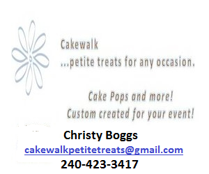 Cakewalk. Petite Treats for any Occasion