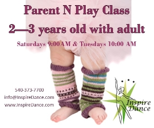 Inspire Parent and Play
