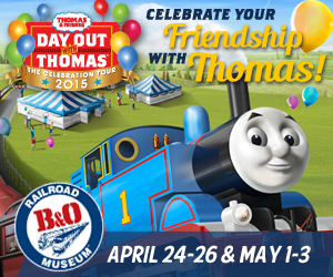 2015 Day Out with Thomas