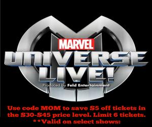 Marvel Live 2015