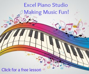 Excel Piano Studio