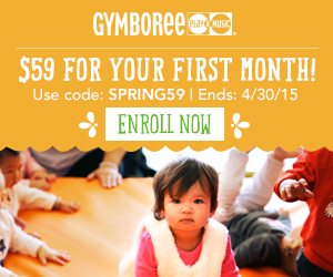 Gymboree April