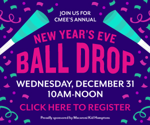 Children's Museum Ball Drop