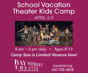 Bay Street Spring Break Camp