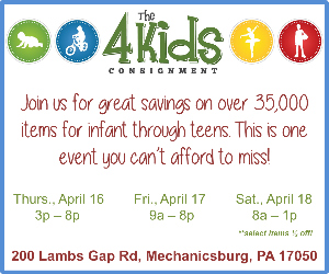 4 The Kids Consignment Event