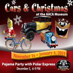 AACA Museum PJ Party