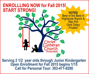 Christ Lutheran Church Preschool