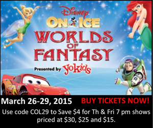 Disney on Ice March