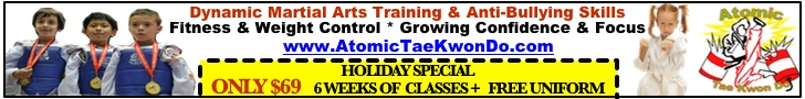 Atomic TaeKwon Do
