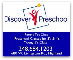 Discover Preschool