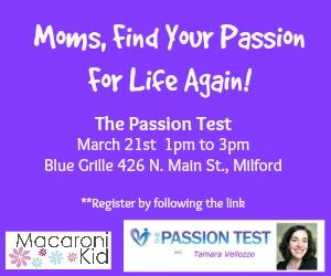 Passion Test Event