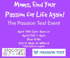 Passion Test Event