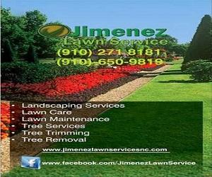 Jimenez Lawn Services