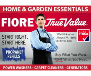 FIORE TRUE VALUE HARDWARE AND JUST ASK RENTAL