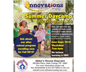 Innovations Summer Camp