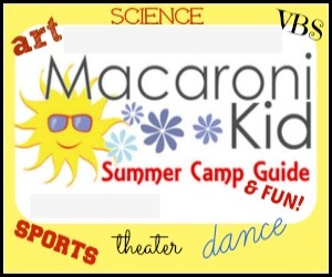 2015 Macaroni Kid Summer Camp and Fun Guide