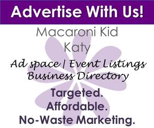 Advertise with Macaroni Kid Katy