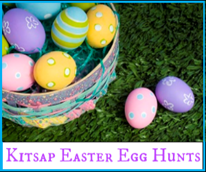 Easter Egg Hunts in Kitsap