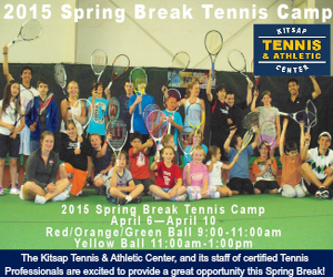 Kitsap Tennis & Athletic Center Tennis Camp