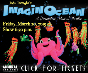 ImaginOcean at Admiral Theatre