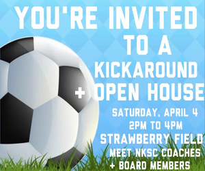 North Kitsap Soccer Club Open House
