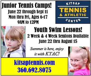 Kitsap Tennis & Athletic Center Summer Camps