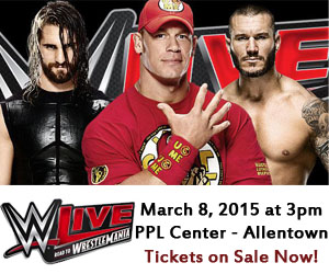 WWE March 2015