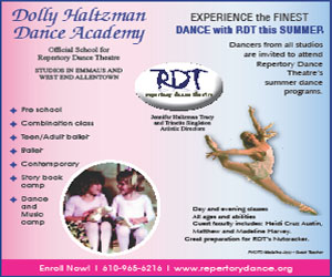 Repertory Dance May 2015