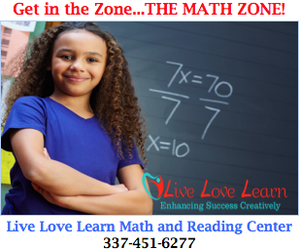 Live Love Learn Math & Reading Center