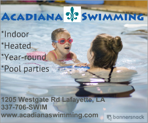 Acadiana Swimming