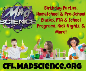 Mad Science New Ad