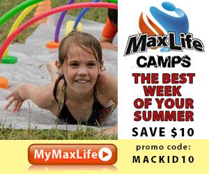 Max Life Summer Camp