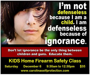 Kids Home Firearm Safety
