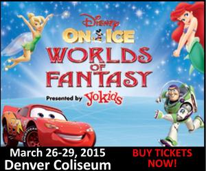 Disney On Ice - March 2015