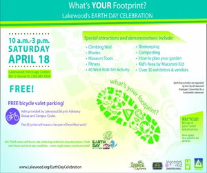 Earth Day - Lakewood