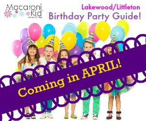 2015 Birthday PartyGuide